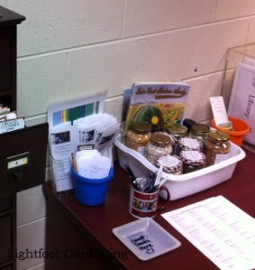 seed library table-BLOG