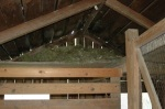 chicken house loft
