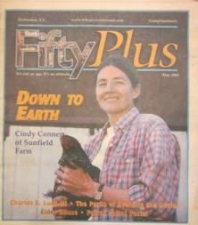 Fifty Plus cover--cindy